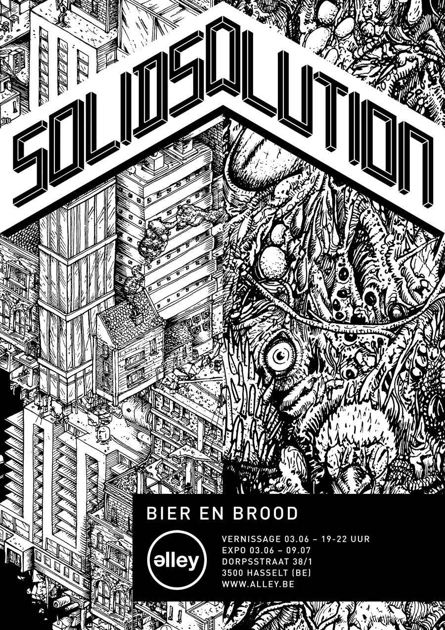 SolidSolution Expositie